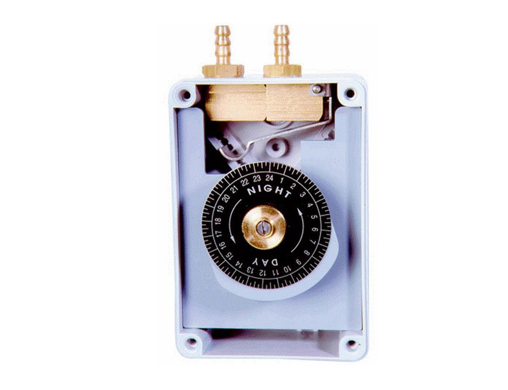 Timer for Mechanical Gas Cannon