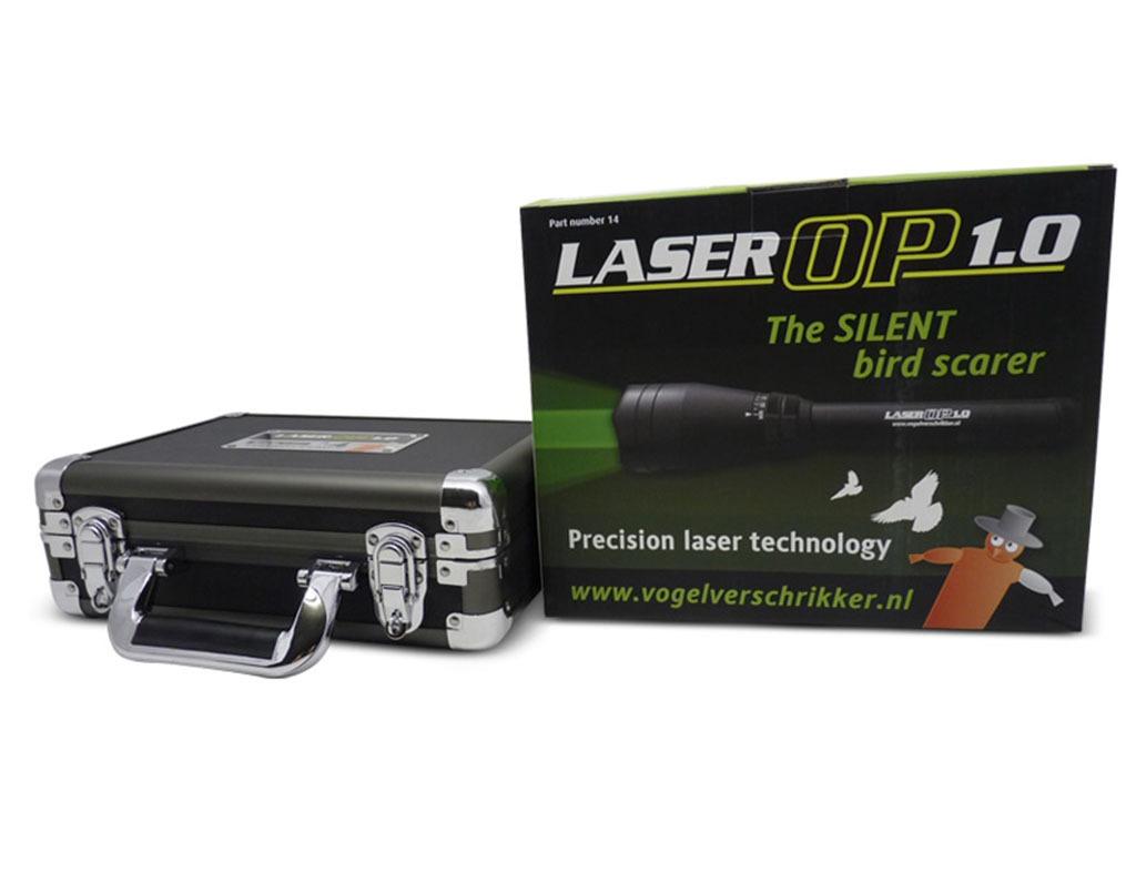 bird laser