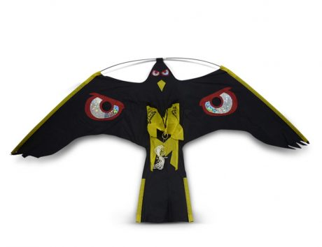 bird repellent kite to scare birds