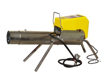propane cannon for bird control