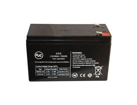 12V battery for bird scarer