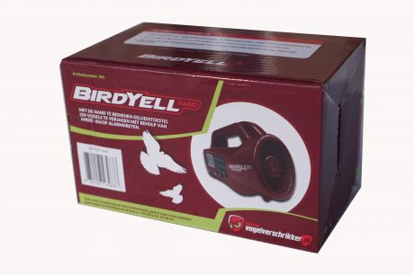 Sonic Bird Repellent Birdyell
