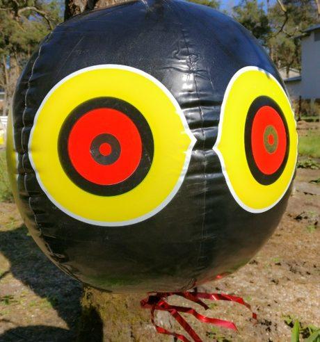bird guard ball