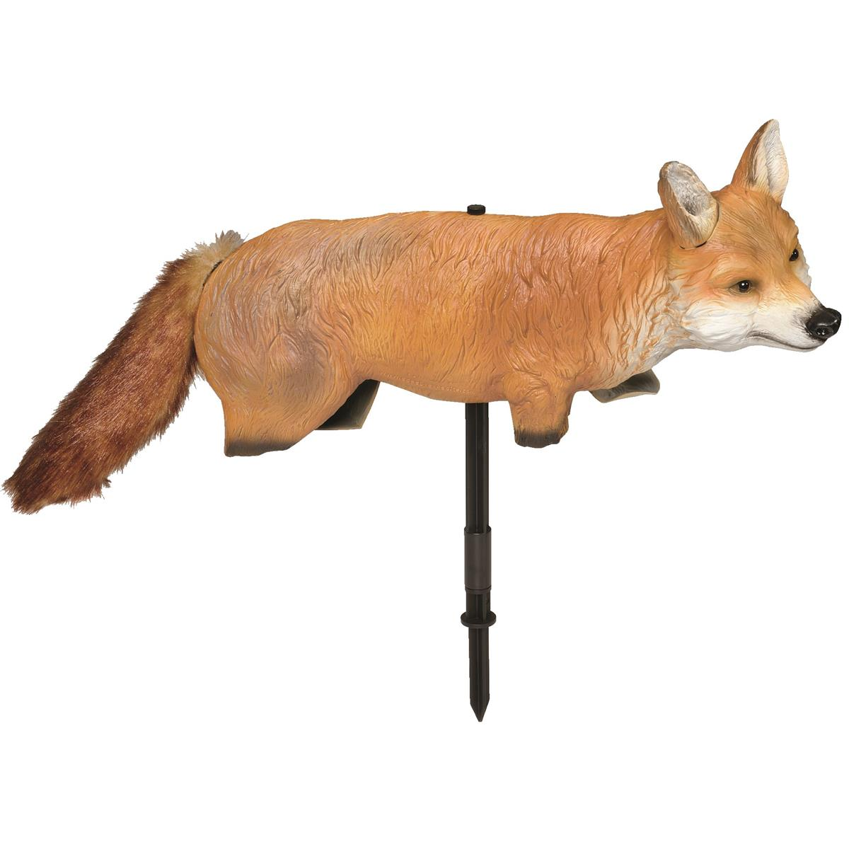 fox figure bird control