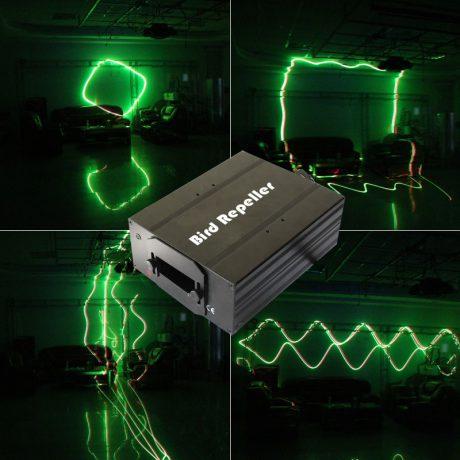 indoor bird repellent laser