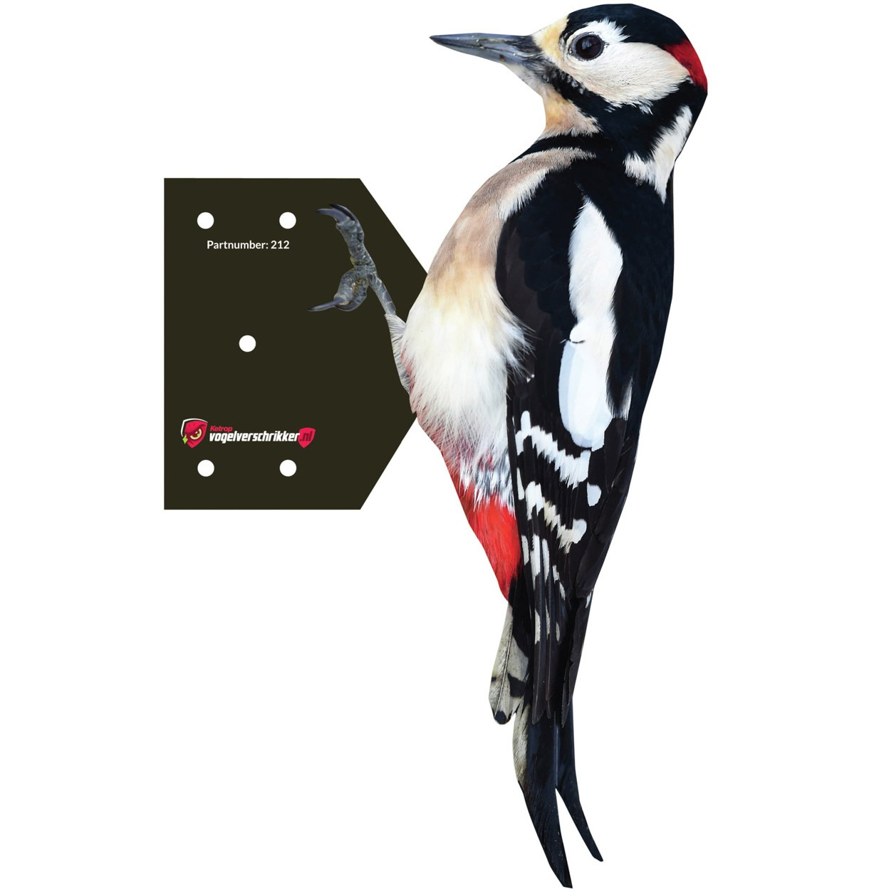 woodpecker repellent-logo